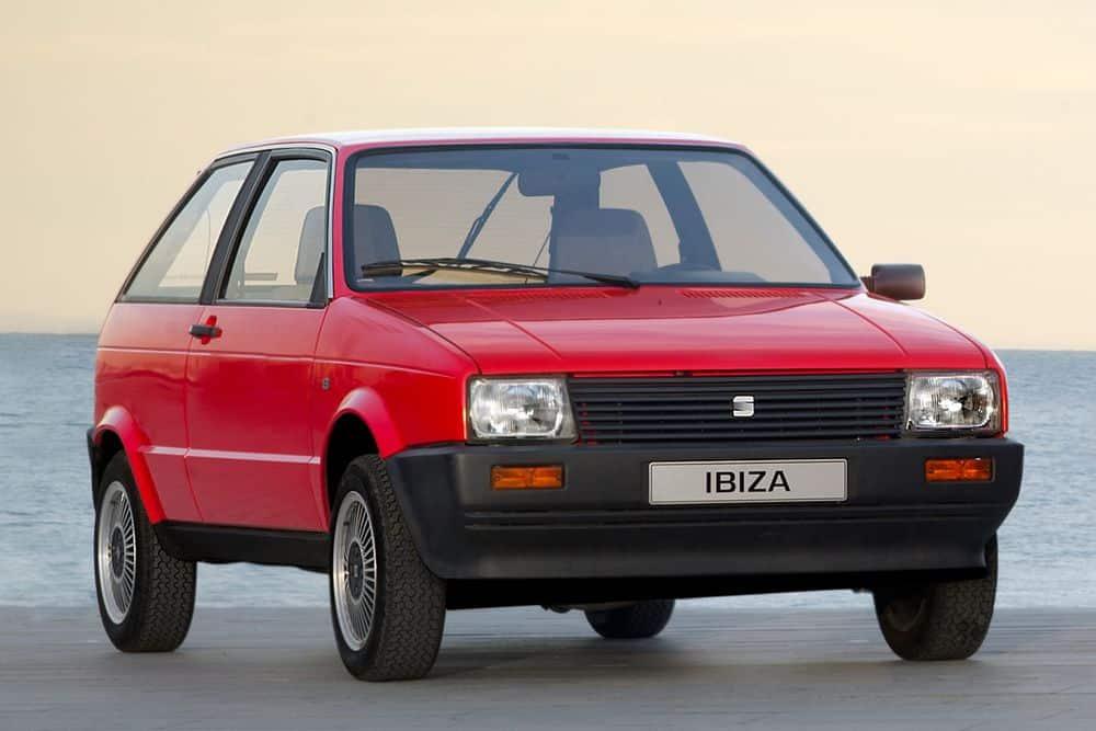 SEAT Ibiza (Mk1)