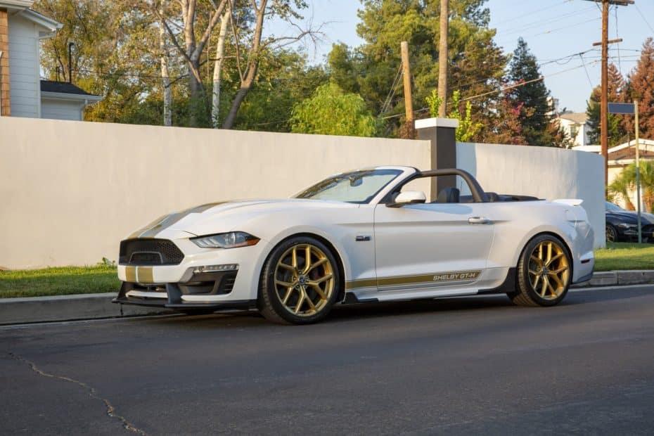 Shelby GT 2019: Atractivo visualmente y con hasta 710 CV en sus entrañas