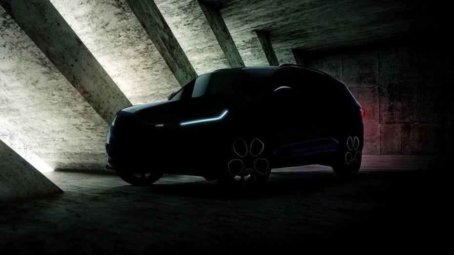 El Škoda Kodiaq RS calienta motores para París: 239 CV y un nuevo logotipo RS le caracterizan