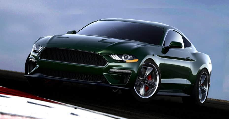 Si el Ford Mustang Bullit te parece demasiado discreto, aquí tienes una propuesta con 325 CV extra