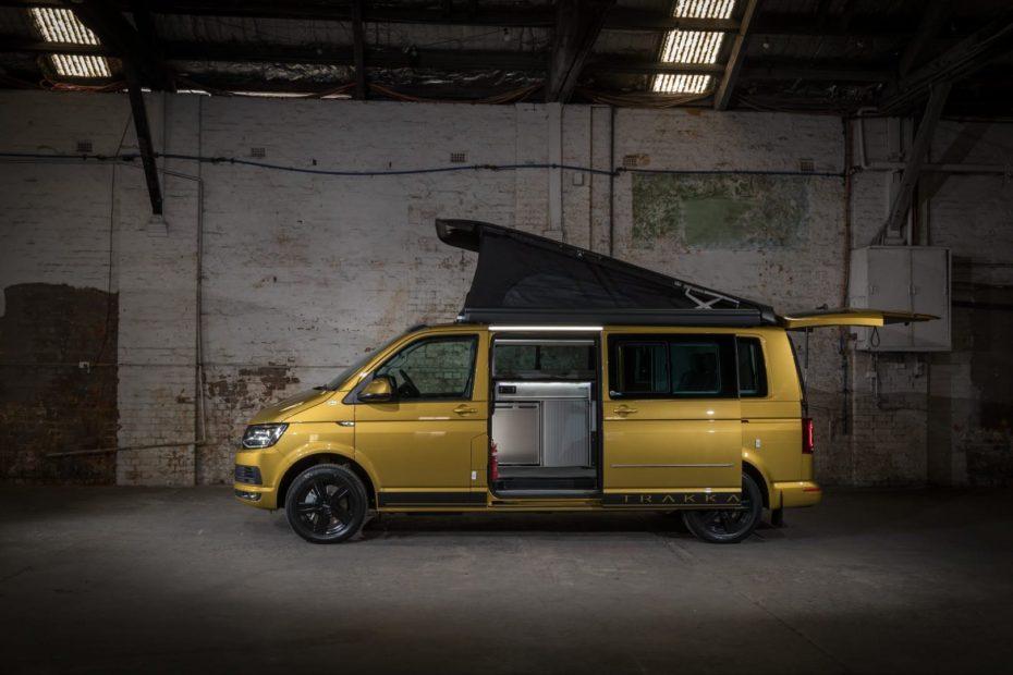La nueva Trakkadu 450 S es una caravana con mucho estilo ¡Y que utiliza energía solar!