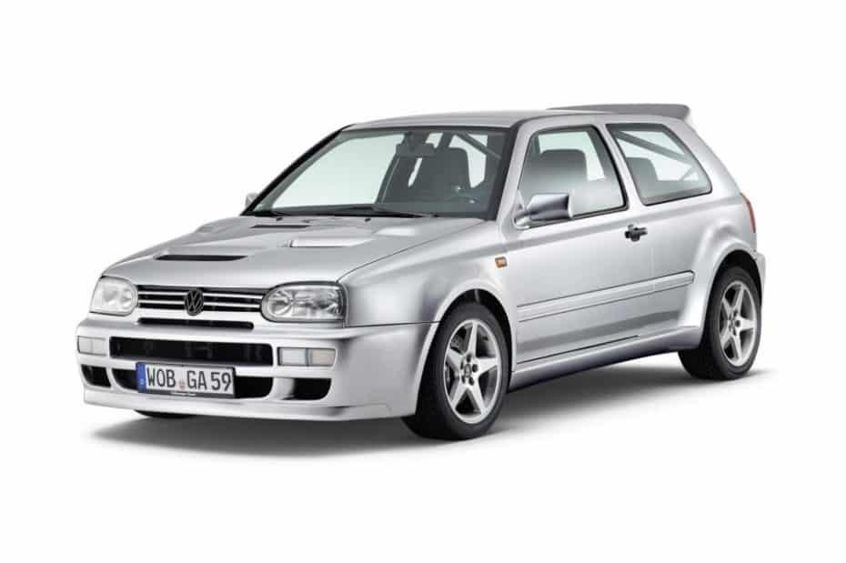 """El Volkswagen Golf Mk3 A59 """"Rallye"""" es toda una rareza que ahora ve la luz de nuevo"""