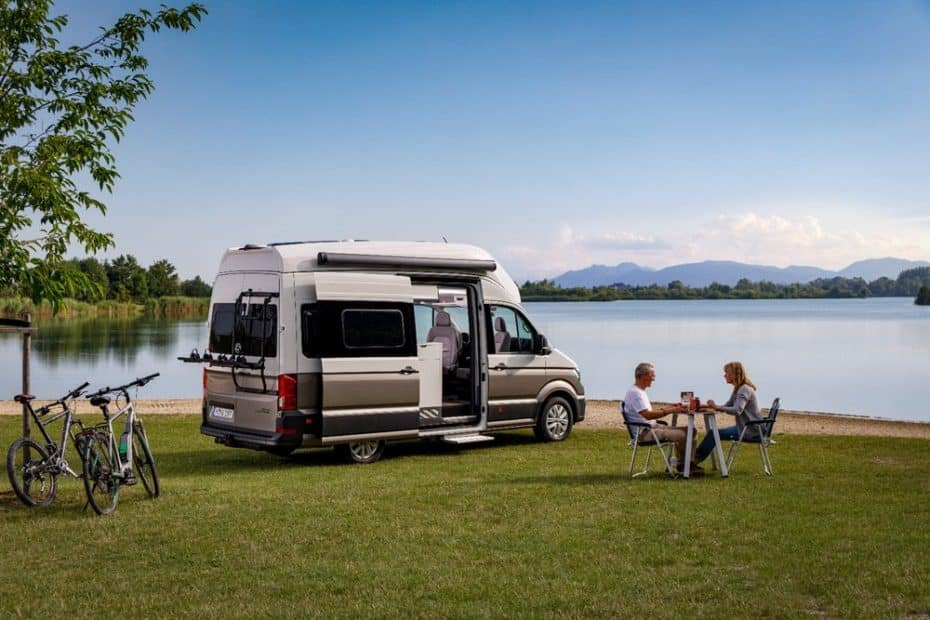 Volkswagen Grand California: Estos son los detalles definitivos de la prometida California XXL