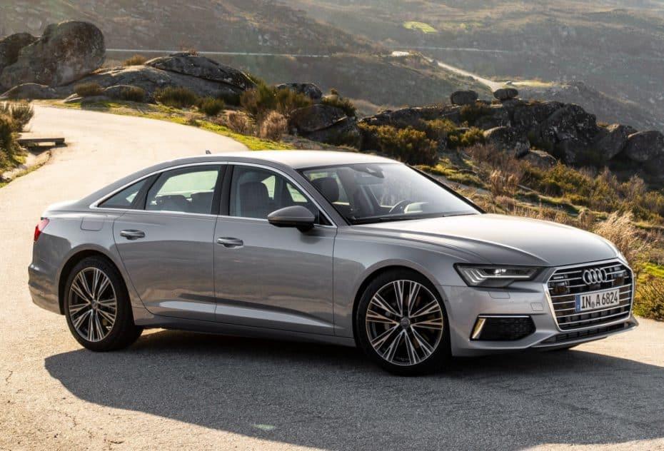 Nuevo motor diésel para los Audi A6 y A7