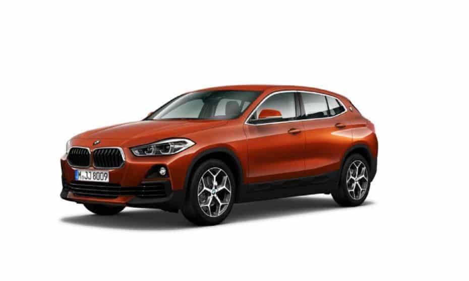 """Nuevo nivel de acabado """"Impulse"""" para el BMW X2"""