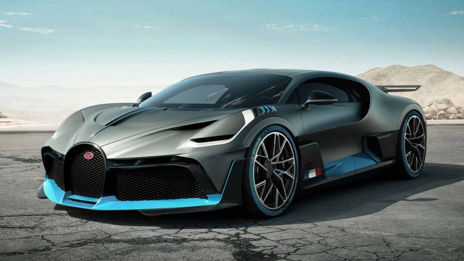 Aquí está el Bugatti Divo: Súper lujo solo para 40 afortunados