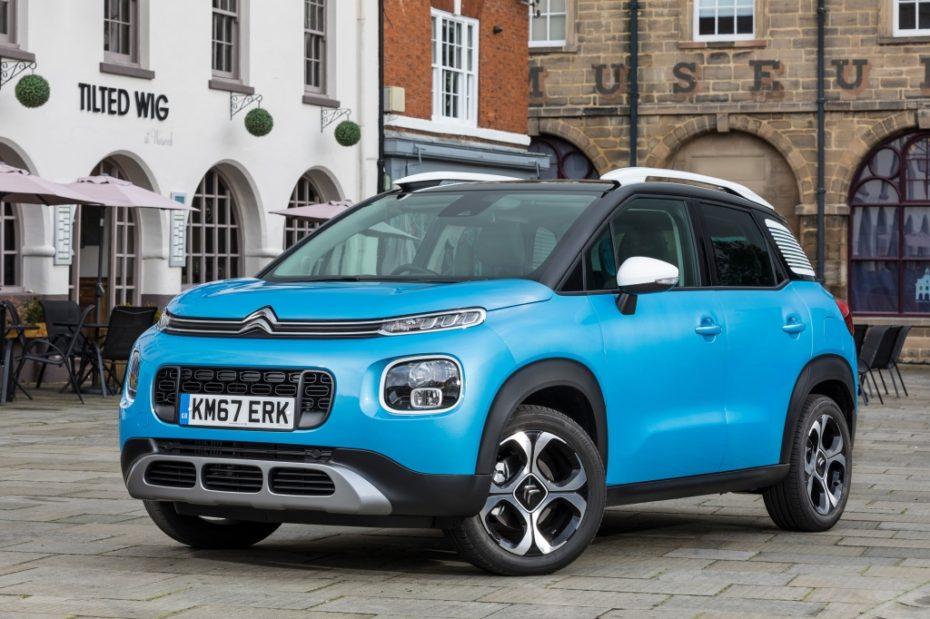 Ya disponible la gama 2019 del Citroën C3 Aircross