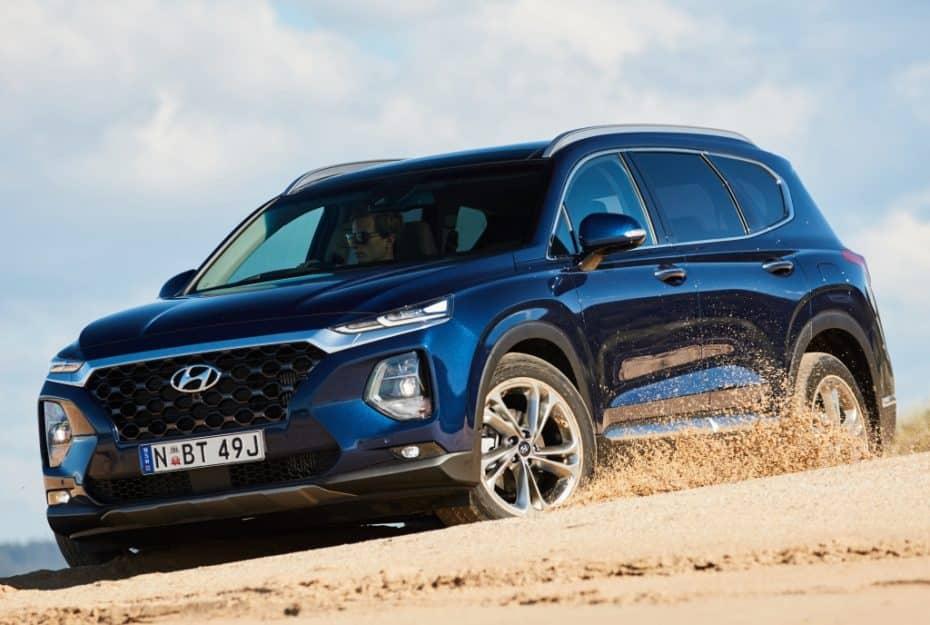 Todos los precios del nuevo Hyundai Santa Fe: También en gasolina