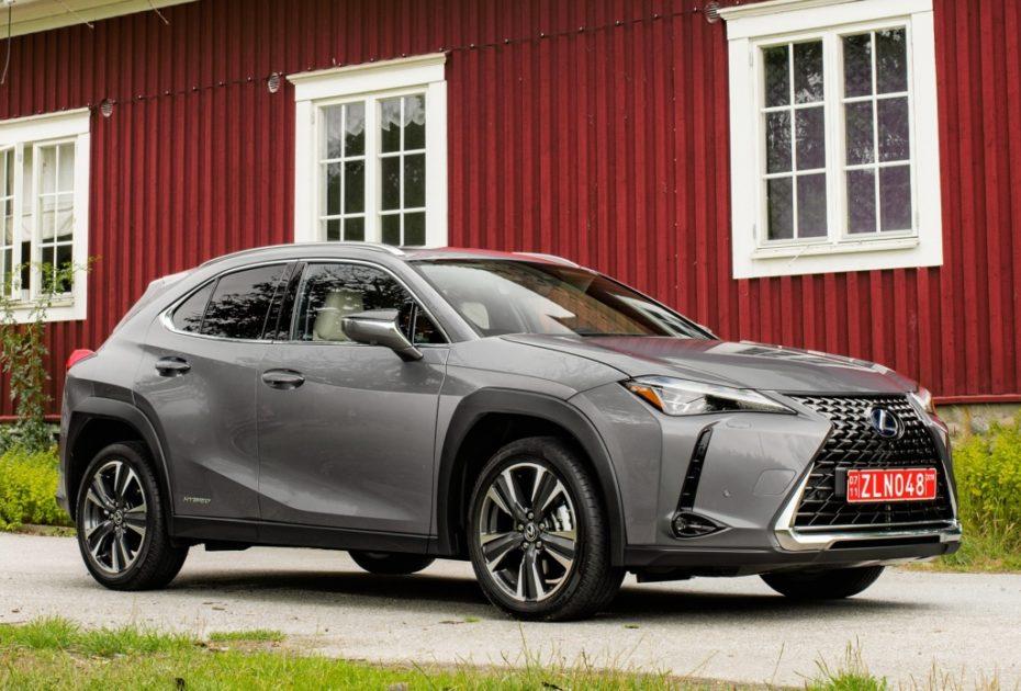 El Lexus UX250h ya tiene precios en Francia