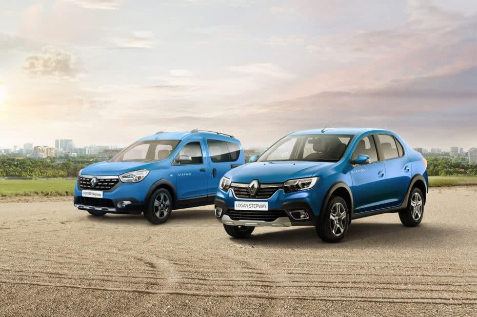 El Renault Logan estrena versión Stepway: Con carrocería berlina