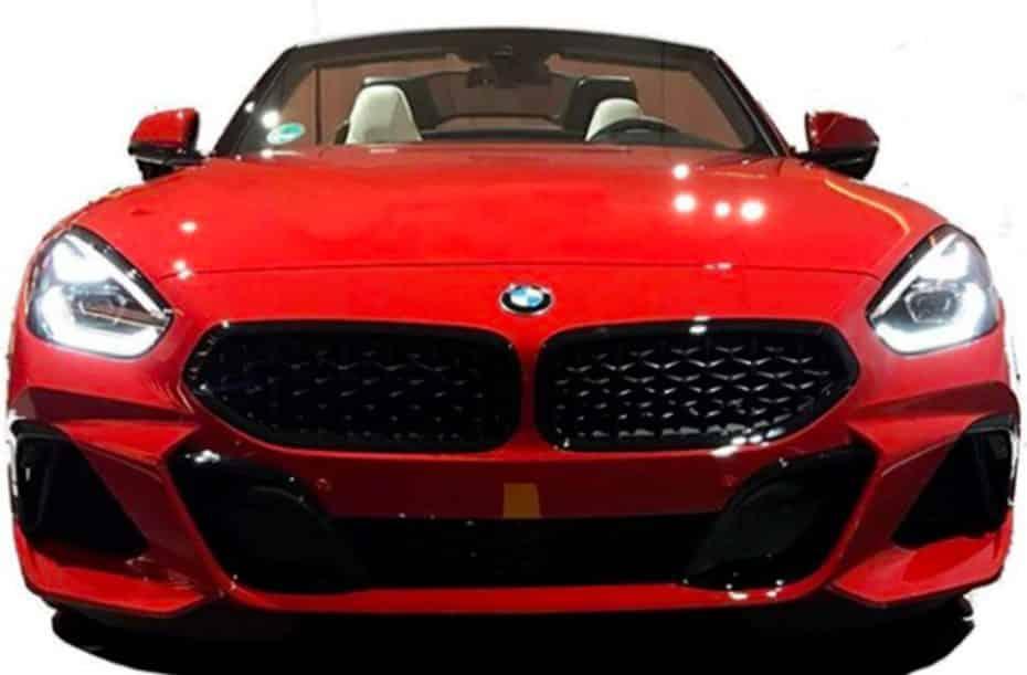 ¡Filtrado!: Así es el nuevo BMW Z4 y esto es todo lo que por el momento sabemos sobre él