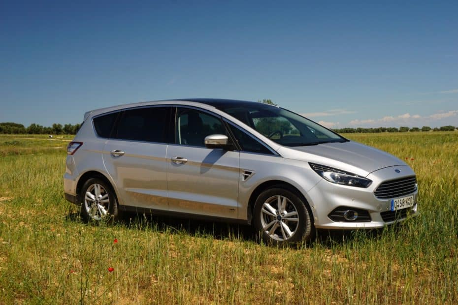 Prueba Ford S-Max 2.0 TDCi 180 CV AWD Titanium PS: El siete plazas dinámico