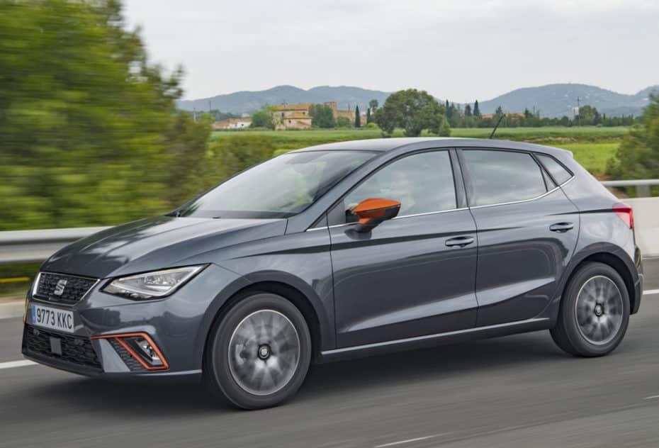 Pequeña actualización de la gama SEAT Ibiza