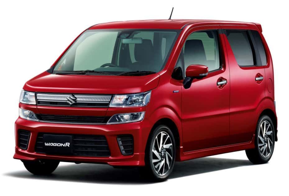 El Suzuki WagonR cumple 25 años: Así es la serie especial conmemorativa