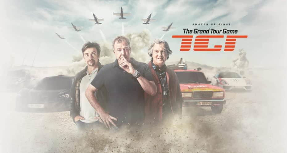 The Grand Tour llega a tu consola: El videojuego definitivo para sentirse Jeremy Clarkson