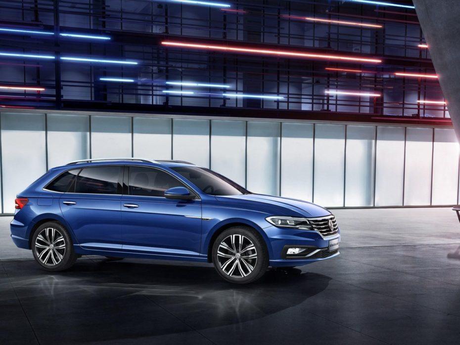 Volkswagen muestra el nuevo Gran Lavida: Exclusivo para China