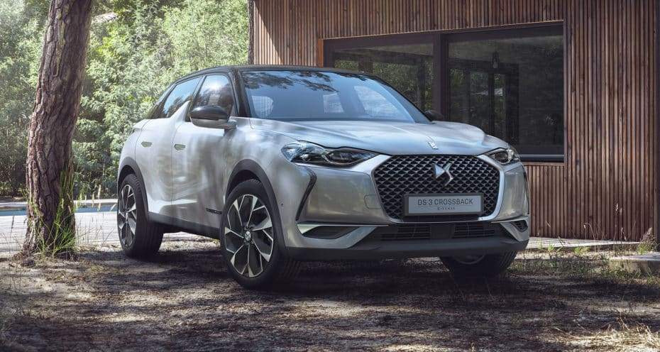 Oficial: DS 3 Crossback