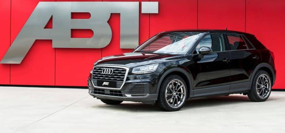 """ABT exprime al Audi Q2: Más potencia, par y menos altura para el """"pequeño de la familia Q"""""""