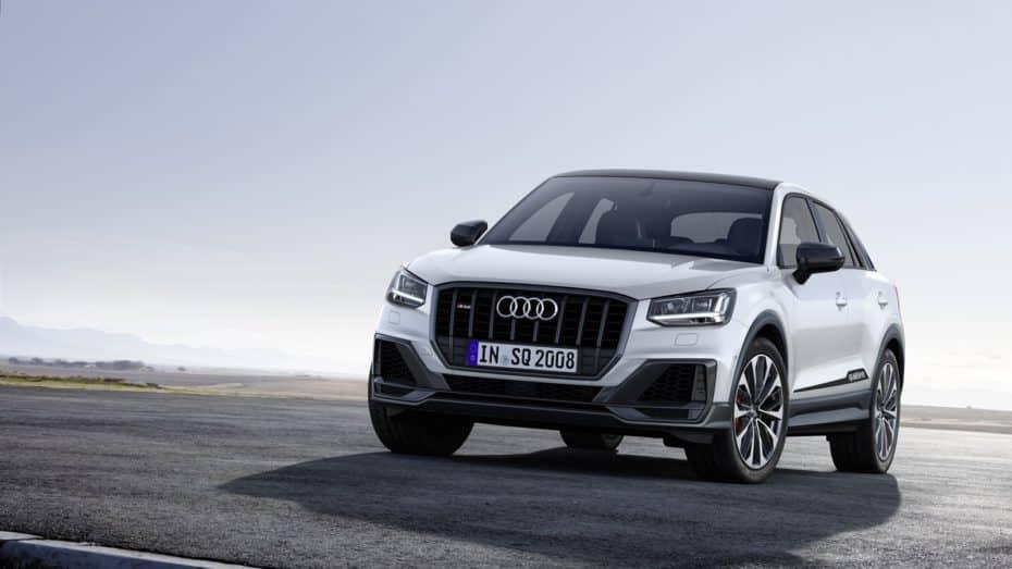 ¡Sorpresa! El Audi SQ2 verá la luz en el Salón de París: 300 CV de potencia heredados del Audi S3