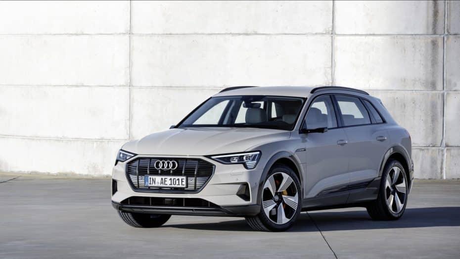 El Audi e-Tron llegará en junio: 400 km eléctricos