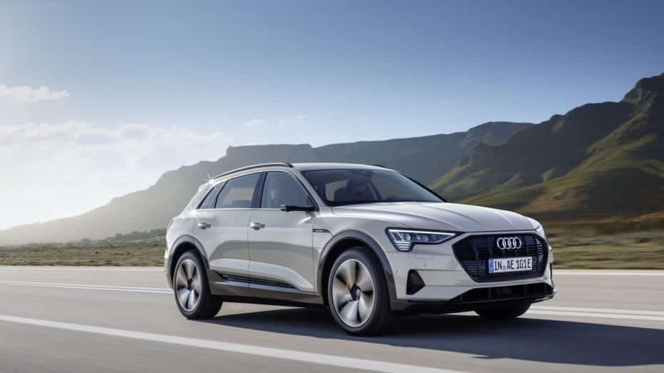 ¡Oficial! El Audi e-tron ya es una realidad: Llegará antes de que acabe el año desde 82.400 euros