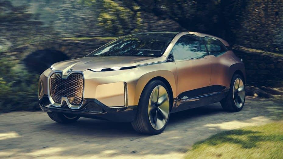 BMW Vision iNEXT Concept: El cuarto modelo 100% eléctrico de BMW será este SUV que verás en 2021