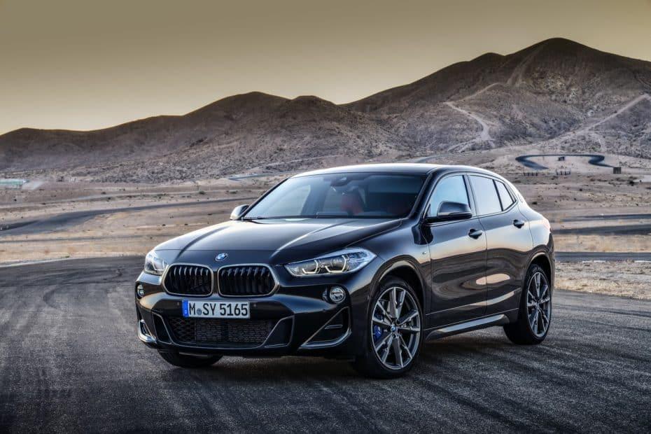 Ya a la venta el BMW X2 M35i: La opción más dinámica