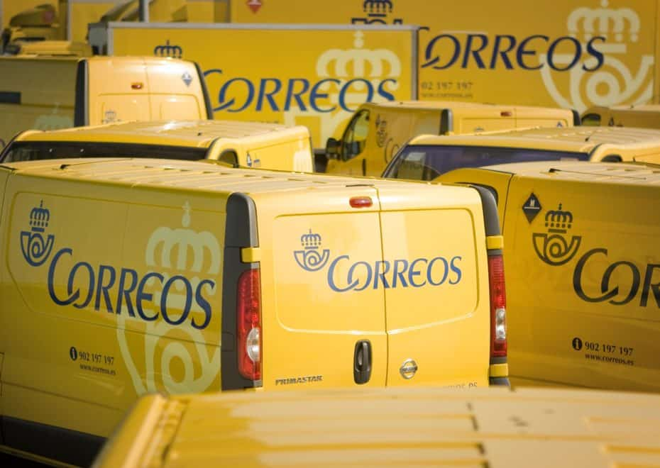 «El diésel no tiene futuro» dicen, pero Correos está buscando 289 furgonetas con esta mecánica