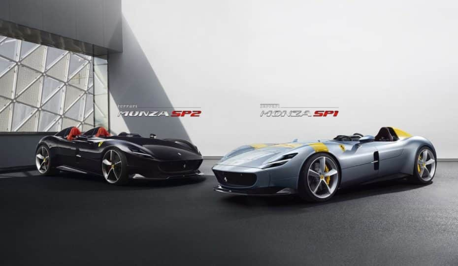 Así son los nuevos Monza SP1 y SP2: Inspirados en los Ferrari barchetta