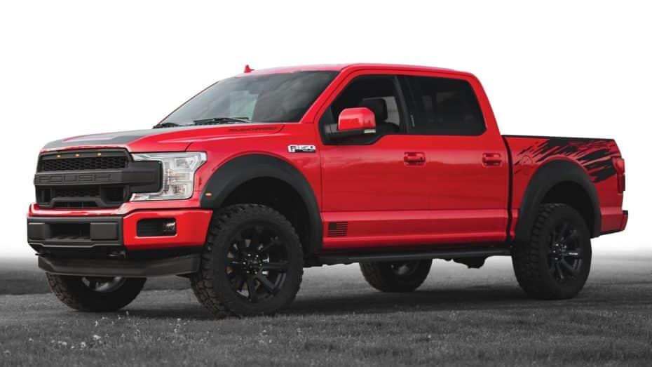 Roush Performance desvela un nuevo Ford F-150, más salvaje y con hasta 650 CV de potencia