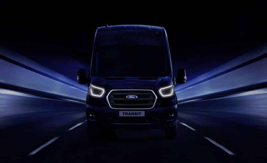 Ford desvelará en el IAA de Hanover la nueva gama Transit  electrificada y conectada