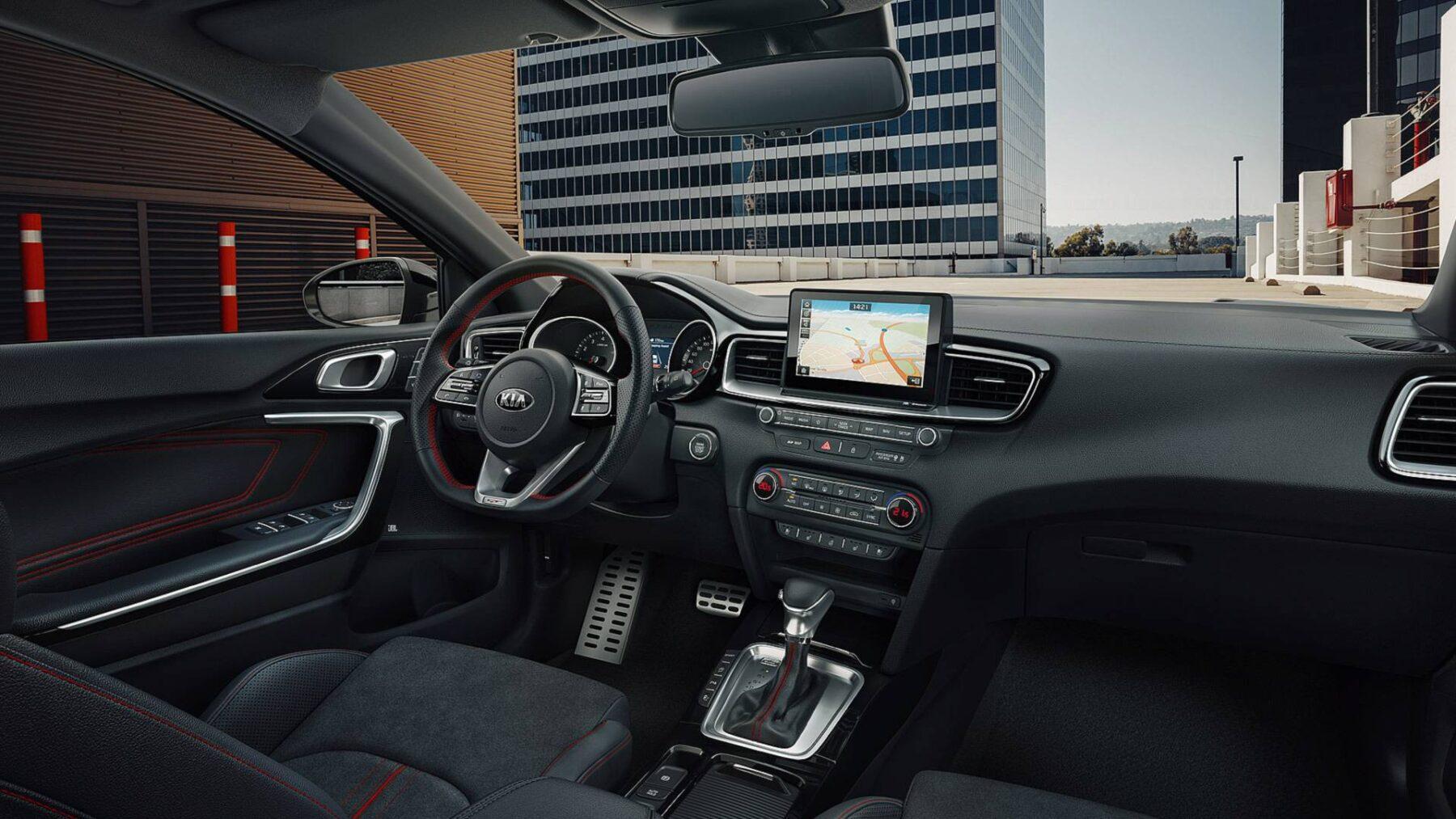 El altas prestaciones sólo para Europa — Kia Ceed GT