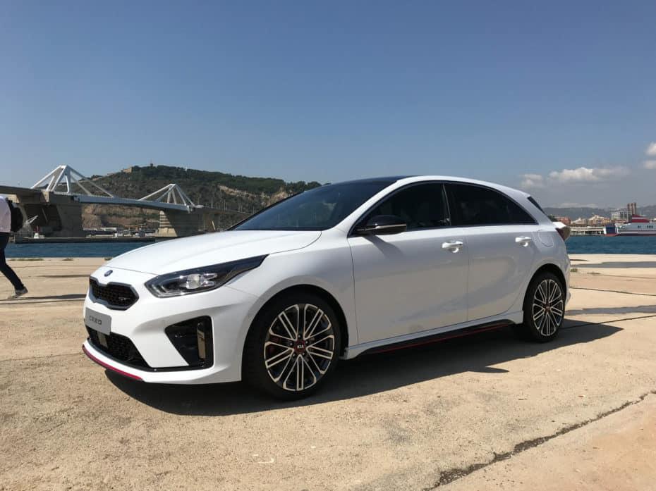 El Kia Ceed GT ya tiene precio para España