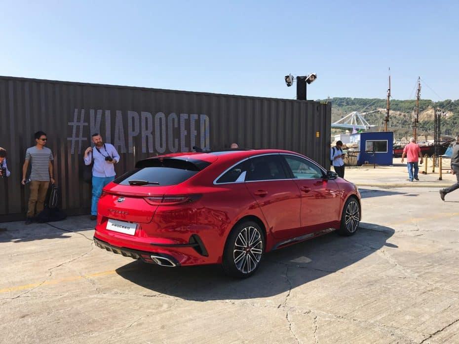 Así lucen en directo los Kia Ceed GT y Proceed GT: Dos generalistas realmente atractivos con hasta 204 CV