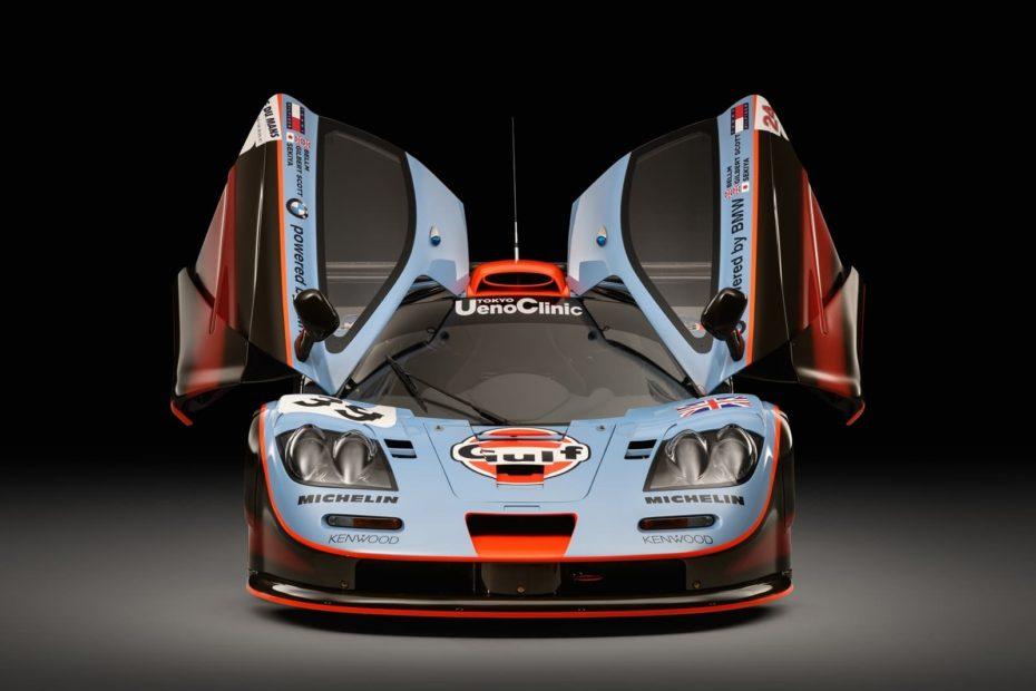 McLaren presenta su nuevo programa de certificación con un espectacular F1 GTR Longtail R25