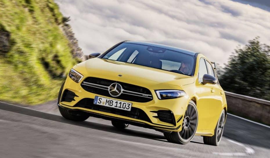 El Mercedes-AMG A 35 4MATIC ya tiene precios en España: Abierto el plazo de pedidos