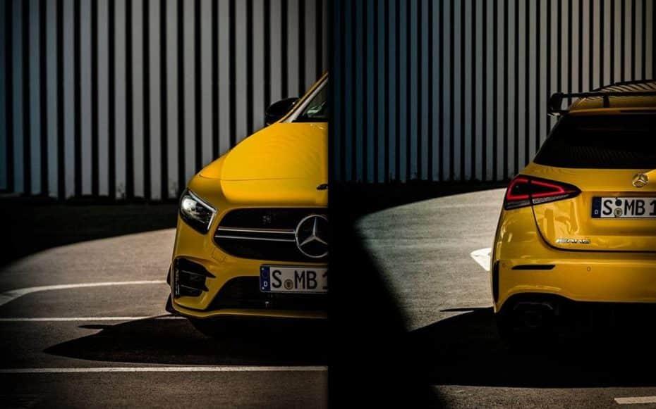 El Mercedes-AMG está cada vez más cerca: Todo lo que sabemos de la pequeña fiera