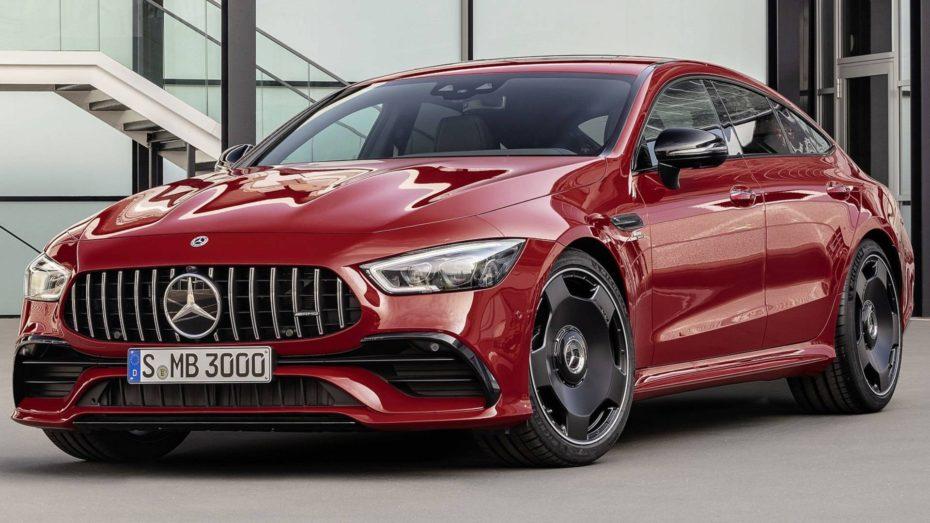 Ya está aquí el Mercedes-AMG GT 43 Coupé de 4 puertas con motor de seis cilindros y 367 CV