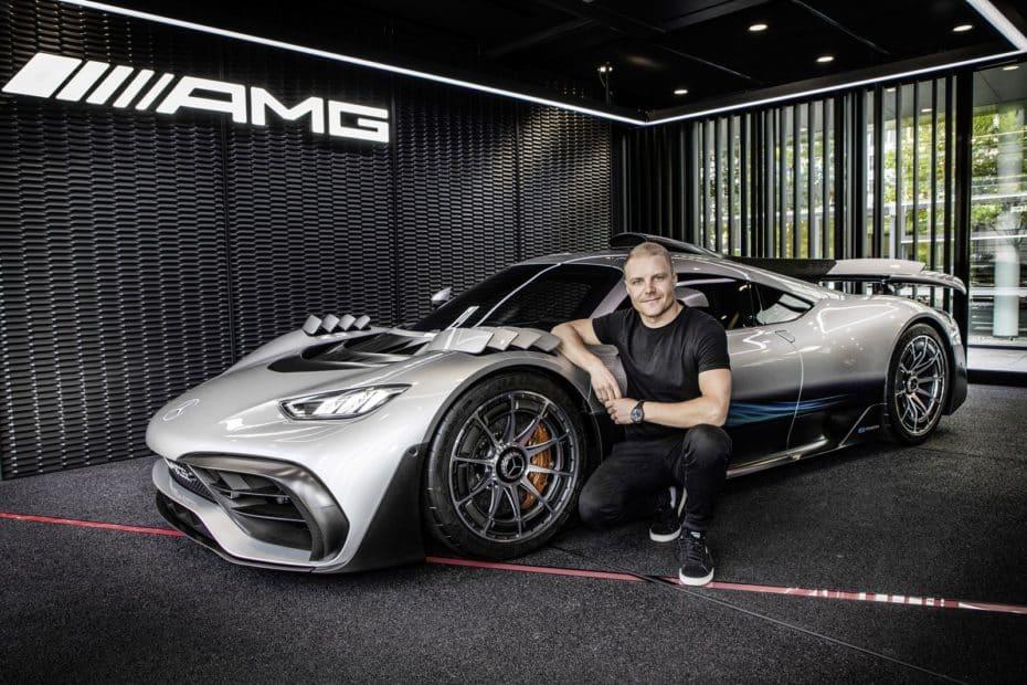 Mercedes-AMG ONE: La bestia de Affalterbach ya tiene nombre definitivo