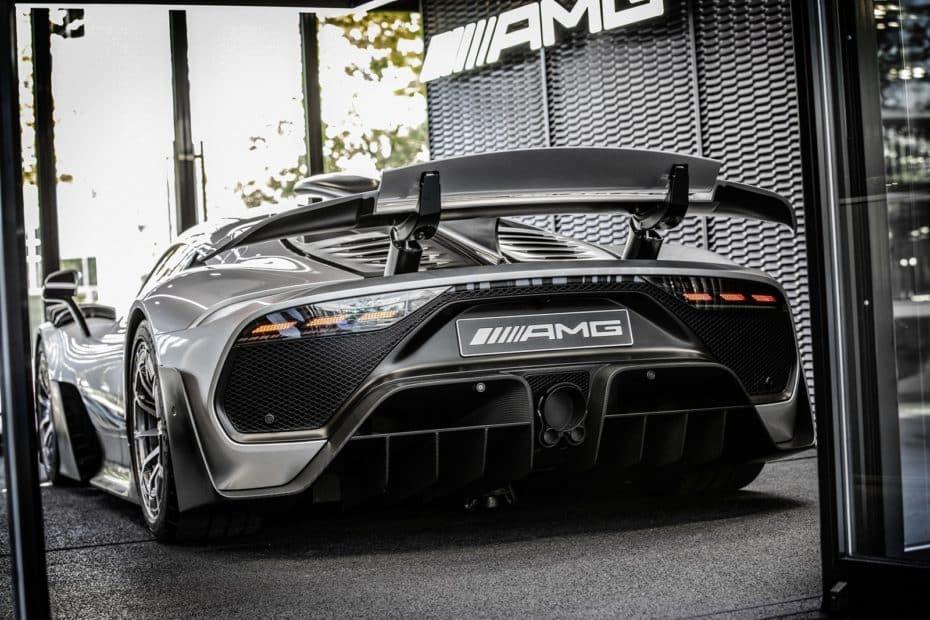 Así suena el Mercedes-AMG ONE: No has escuchado nada igual en un superdeportivo