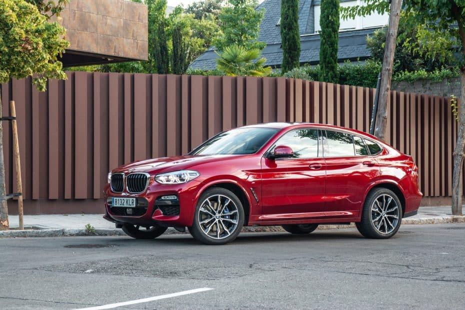 Prueba BMW X4 xDrive25d M Sport 231 CV: Si te lo puedes permitir, no dudes
