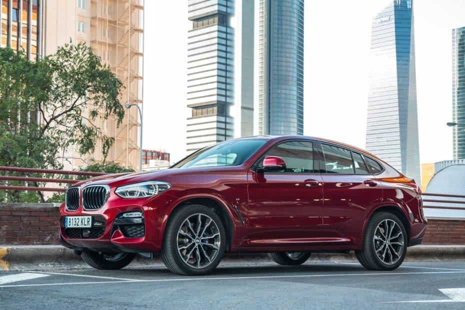 Las 5 cosas que más nos gustan (y que menos) del BMW X4 2019