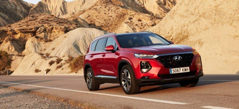 Prueba Hyundai Santa Fe 2.2 CRDI 200 CV STYLE AT8: Un nuevo buque insignia SUV que dará que hablar