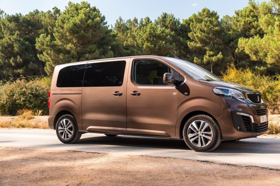Prueba Peugeot Traveller Standard Allure 2.0 BlueHDI 4×4 150 CV: De lo mejor si buscas un MPV grande
