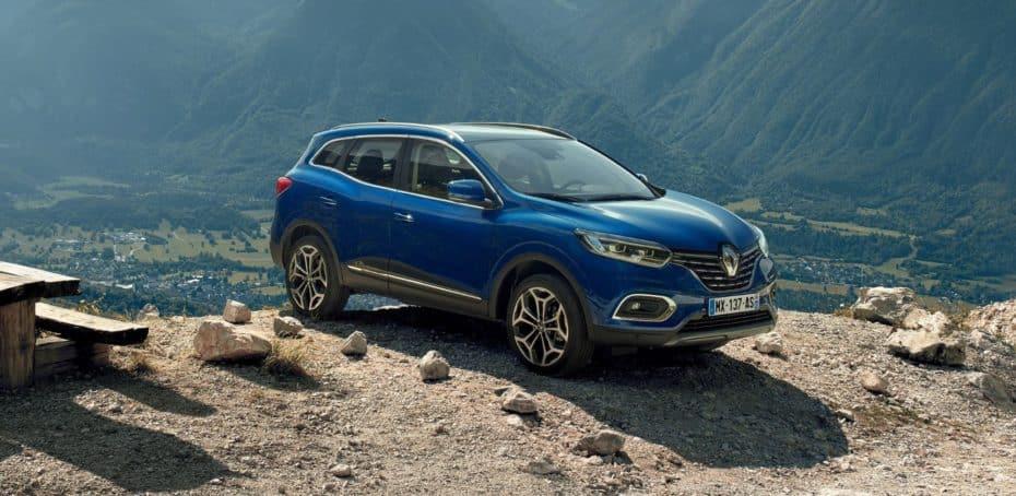 Todos los precios del renovado Renault Kadjar
