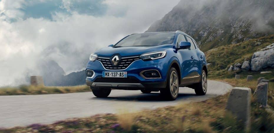 Así es el renovado Renault Kadjar: Un refuerzo de los puntos clave y un nuevo TCe de 1.3 litros