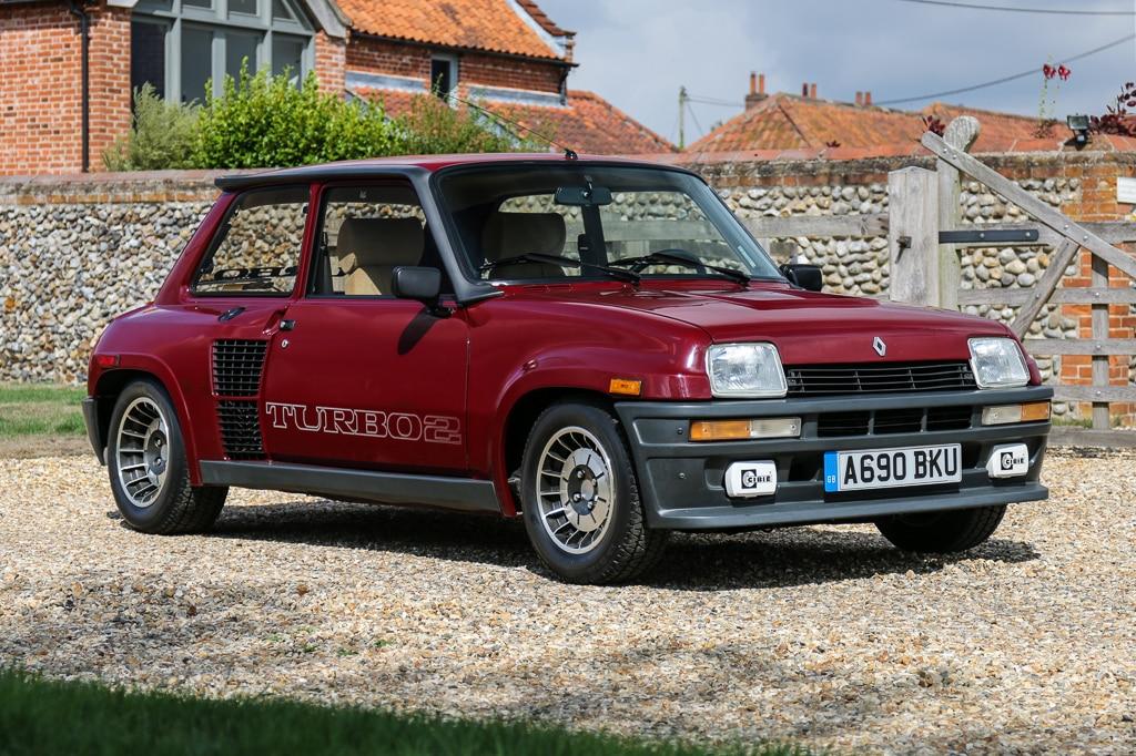 Este Renault R5 Turbo 2 Evo Busca Nuevo Hogar