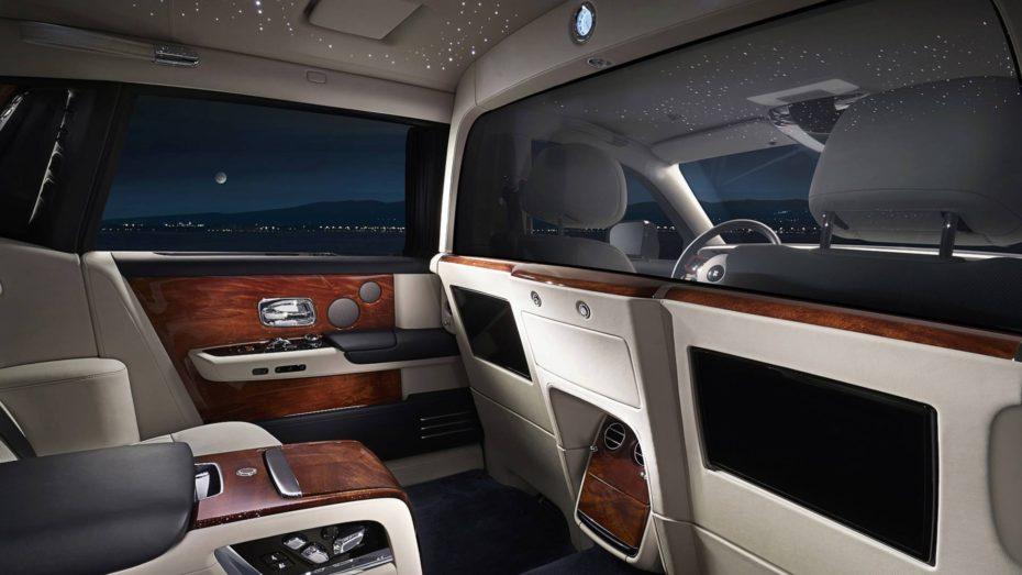 Privacy Suite: Lo último de Rolls-Royce para no tener que aguantar a tu chófer