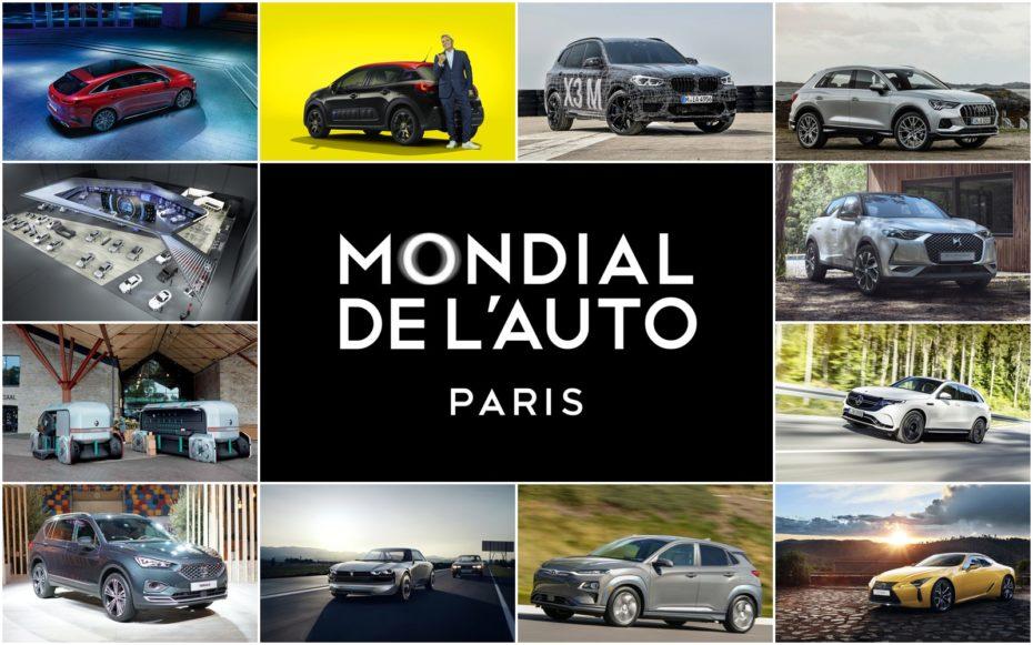 ¡La guía definitiva! El Salón del Automóvil de París 2018 de la A-Z: Hasta 18 marcas ausentes