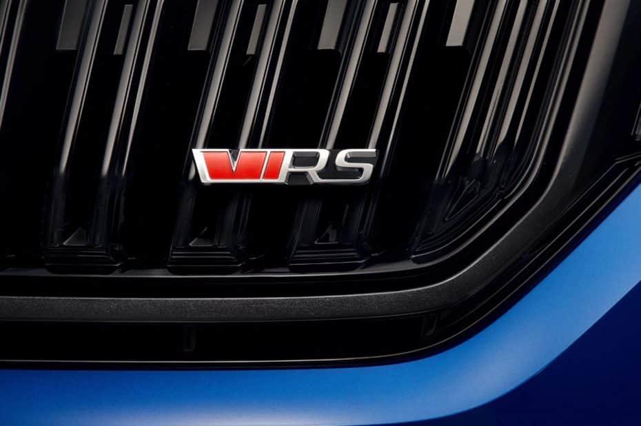 Más detalles y nuevas imágenes del Škoda Kodiaq RS: BiTDI de 240 CV y nuevo logo vRS